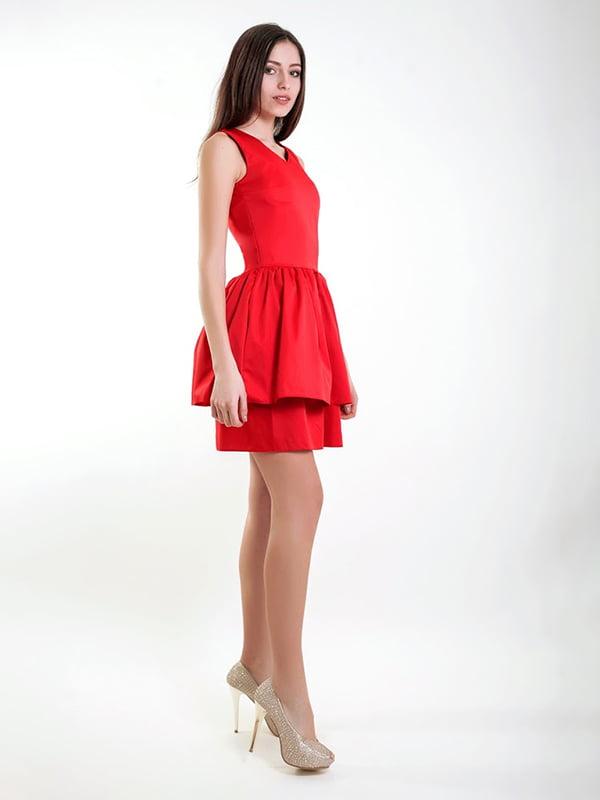 Платье красное | 5035441
