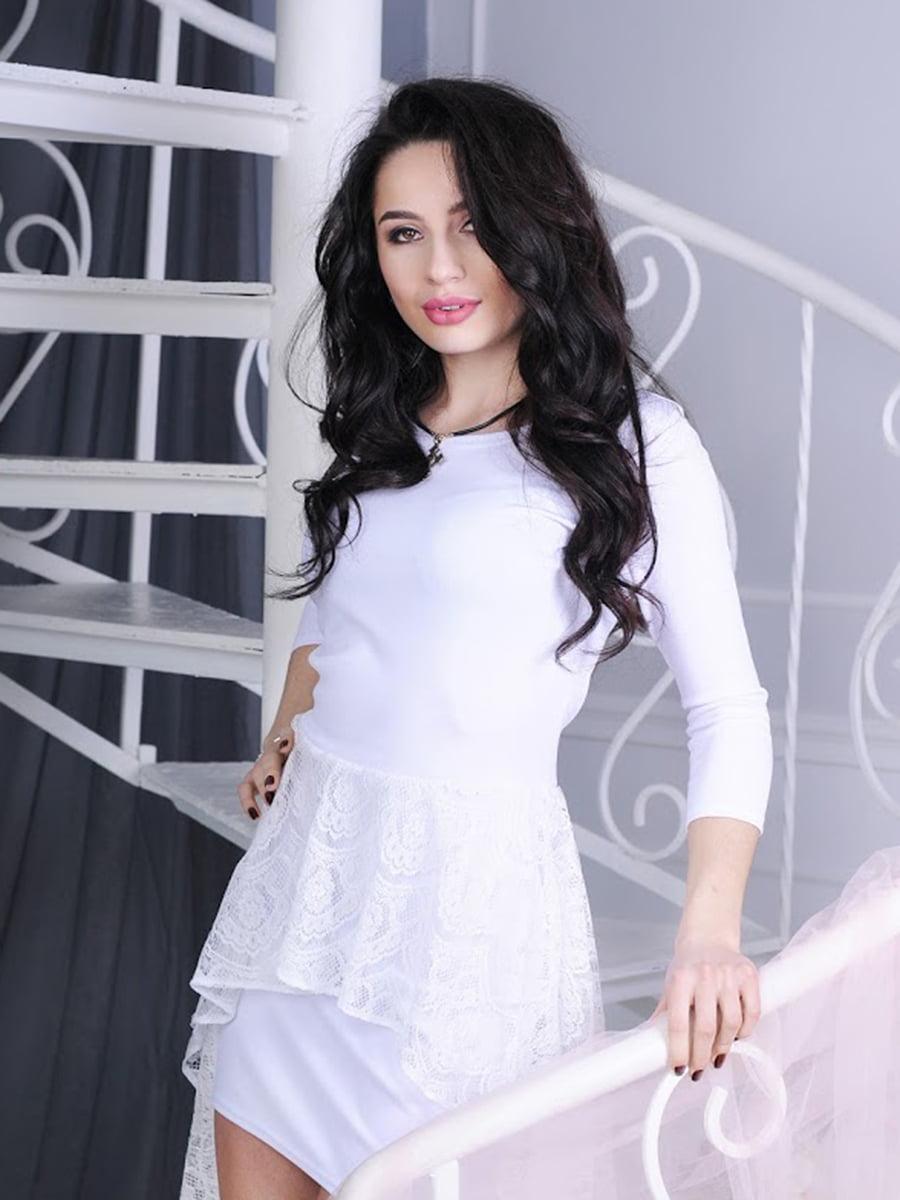 Платье белое | 5035478