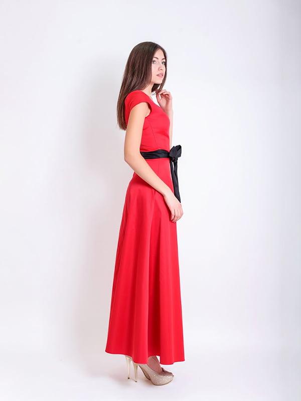 Платье красное | 5035485