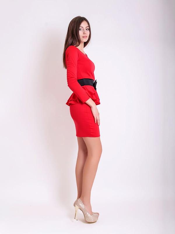 Платье красное | 5035492