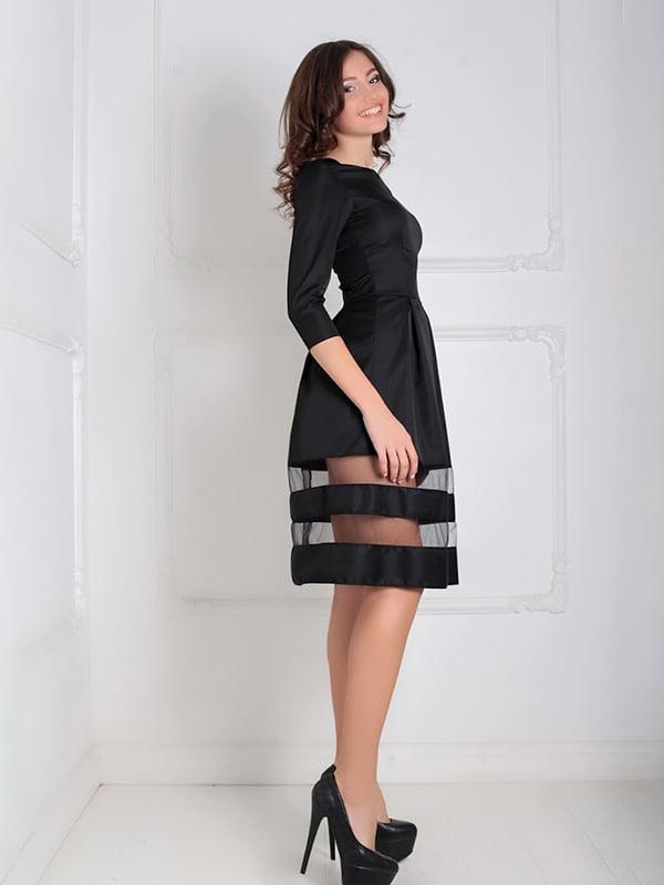 Платье черное   5035502