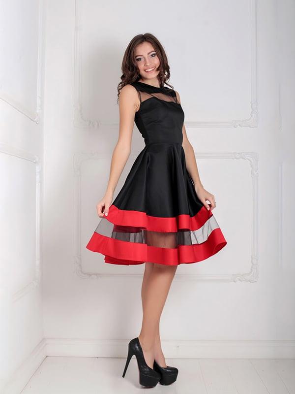 Платье черное   5035503