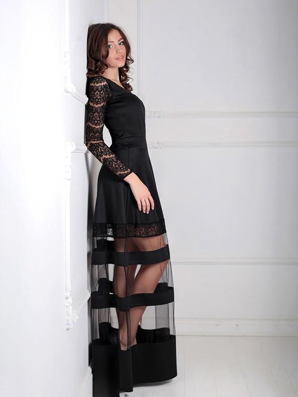 Платье черное | 5035515