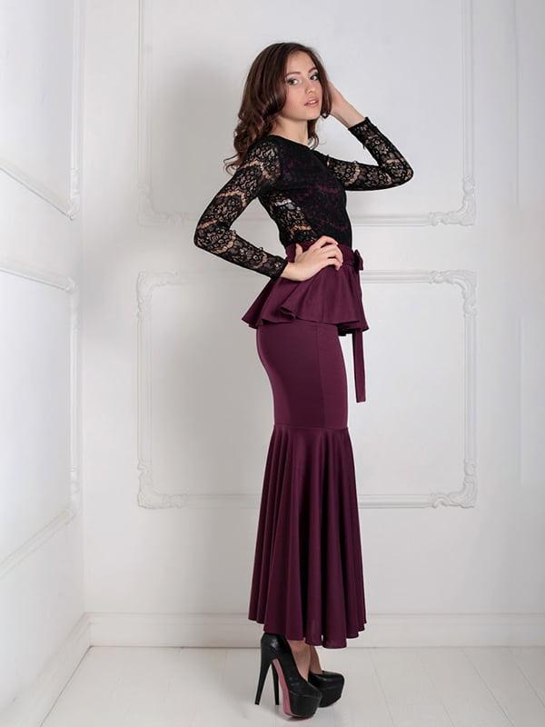 Платье двухцветное   5035518