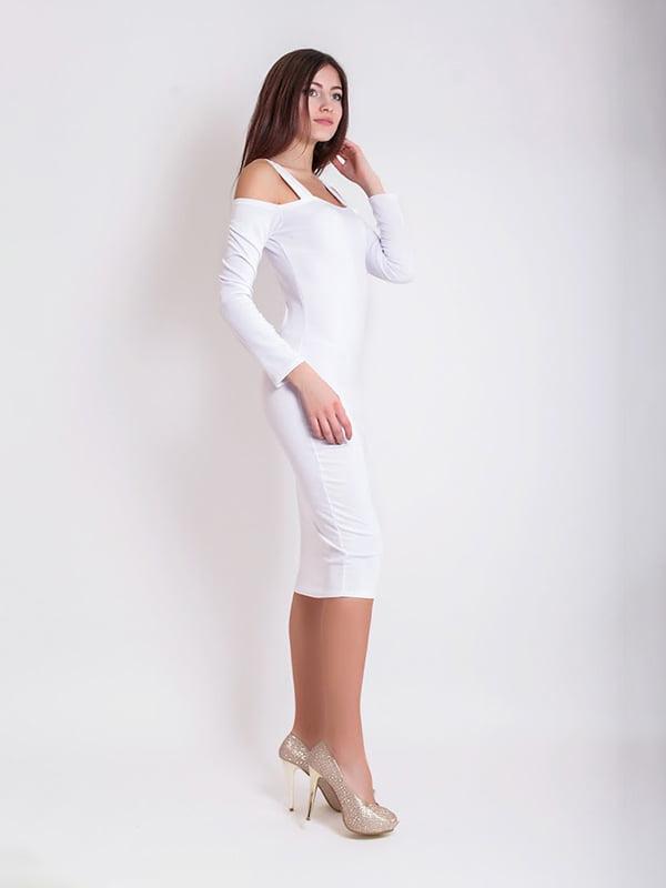 Платье белое   5035566