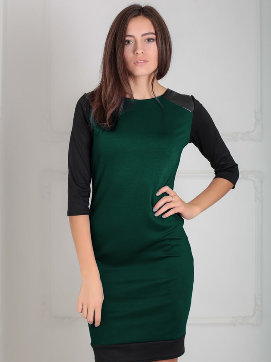 Платье зеленое | 5035582