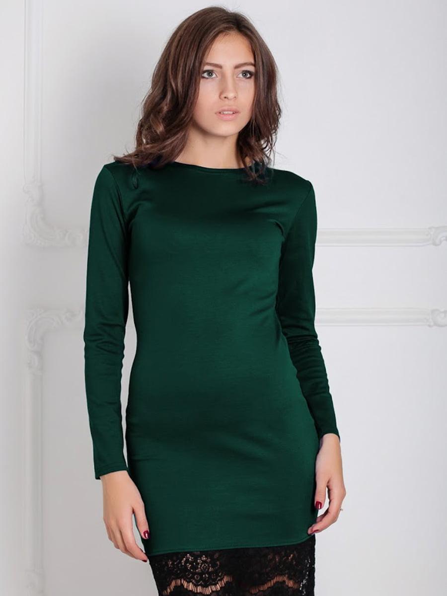 Платье зеленое | 5035637