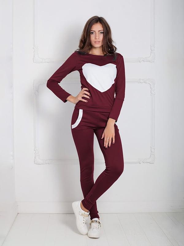 Комплект: свитшот и брюки   5035645