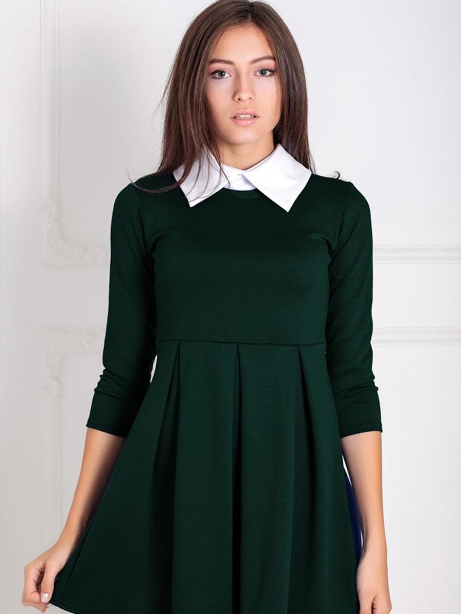Платье зеленое | 5035667