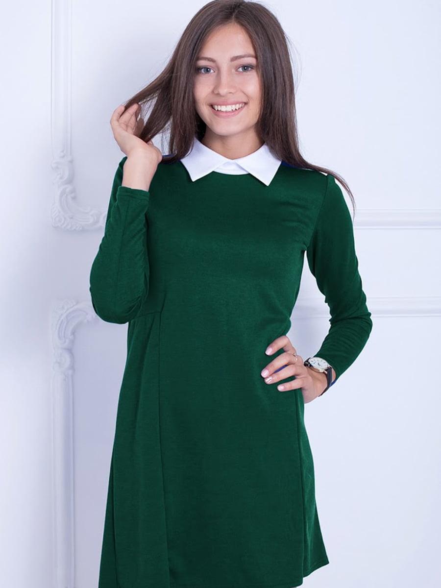 Платье зеленое | 5035703