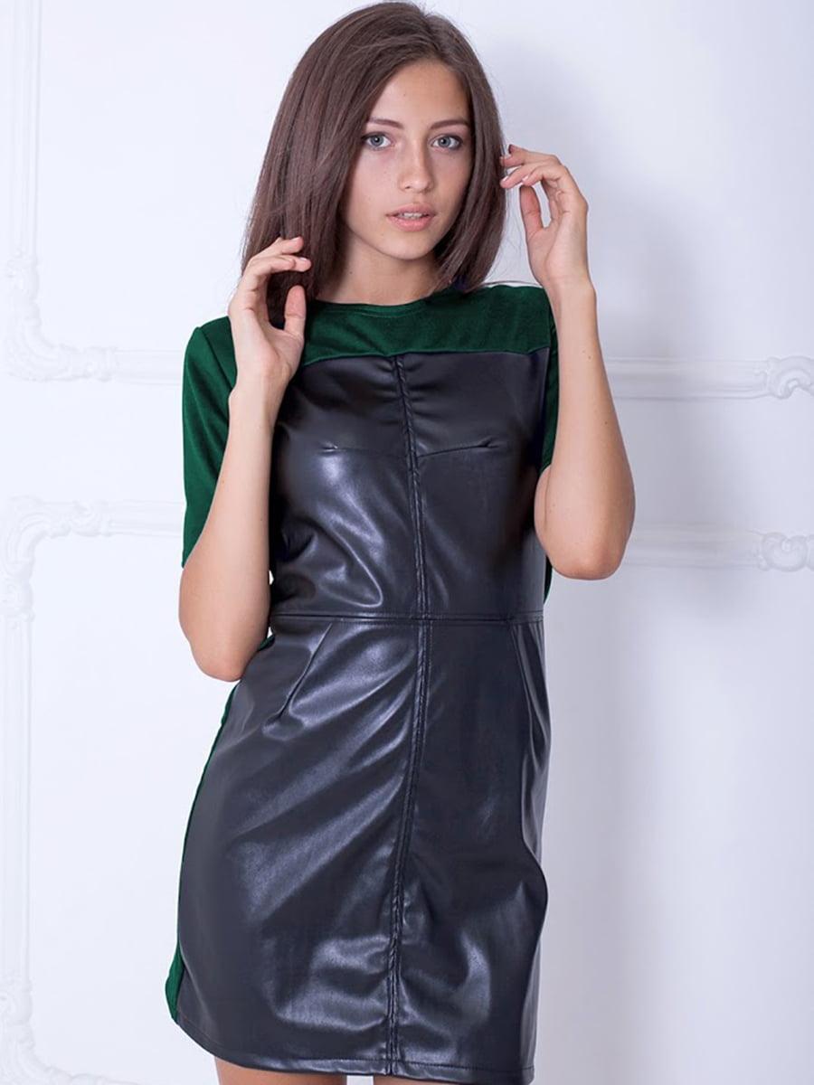 Платье двухцветное   5035718