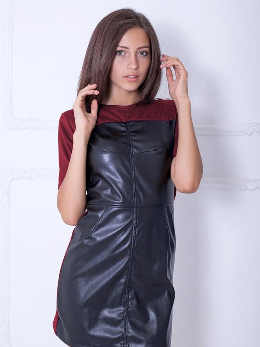 Платье двухцветное   5035720