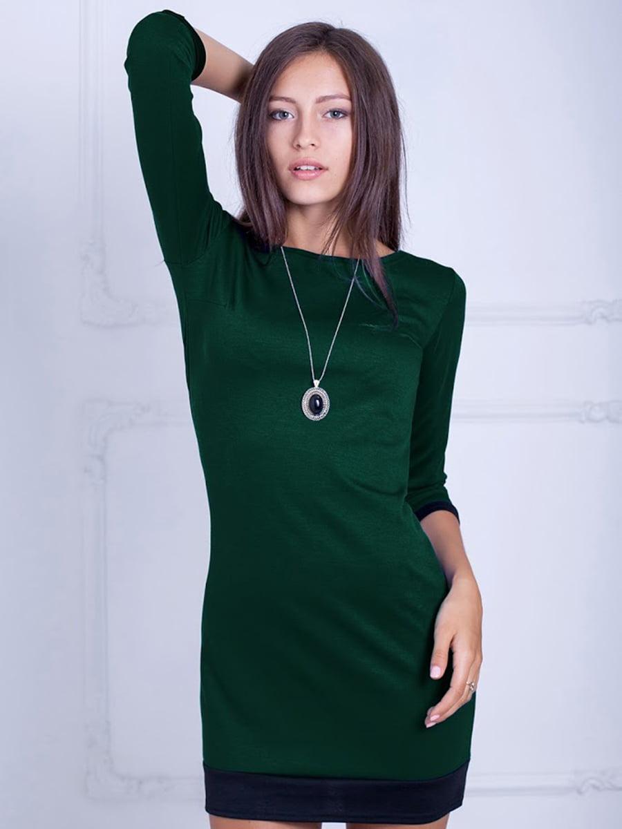 Платье зеленое | 5035754