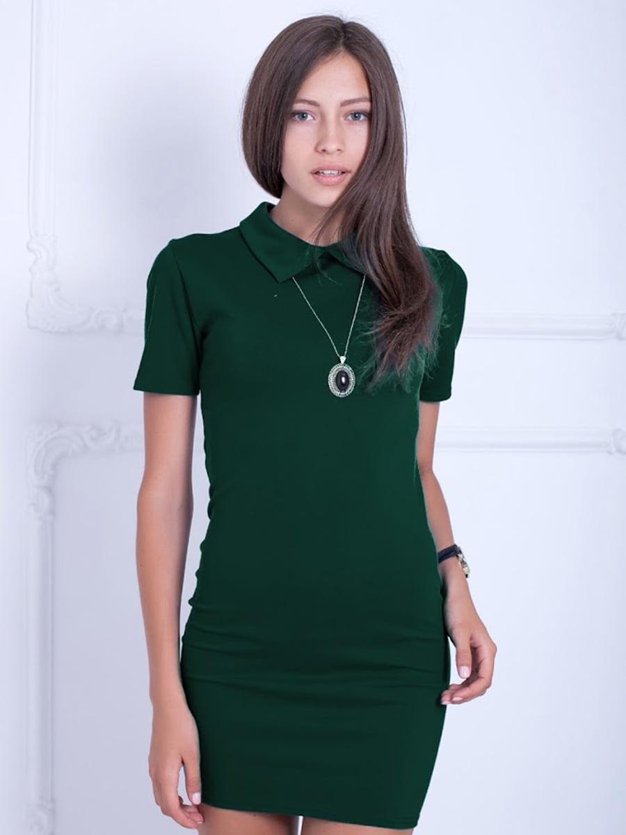 Платье зеленое | 5035775