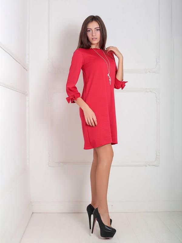 Платье красное | 5035792
