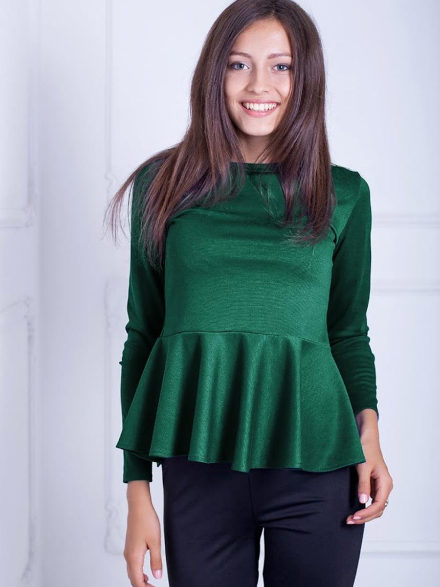 Джемпер зеленый | 5035809