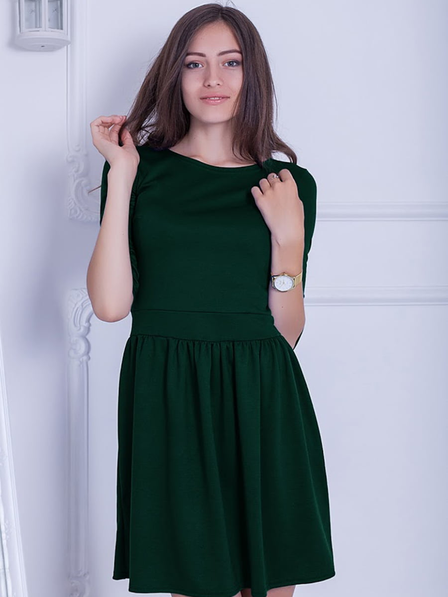 Платье зеленое | 5035815