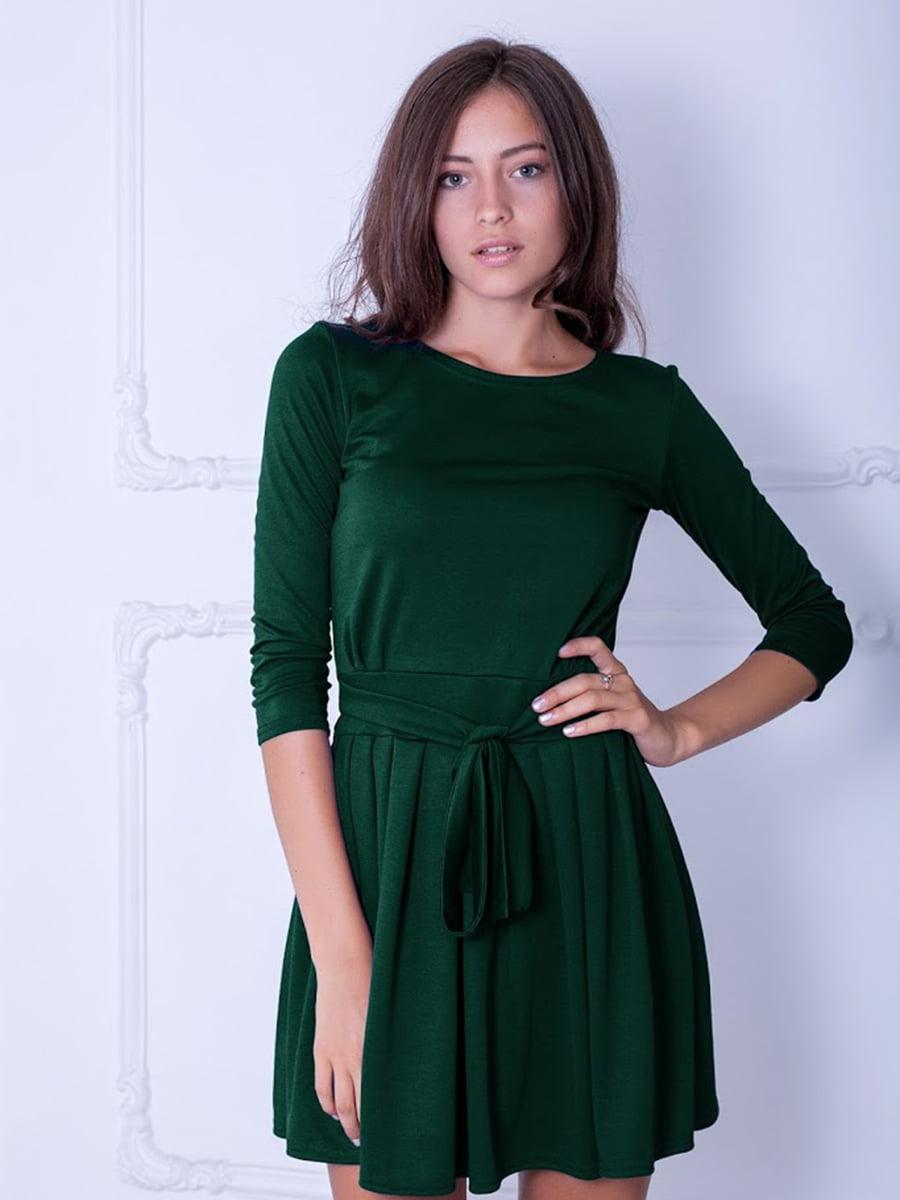 Платье зеленое | 5035843