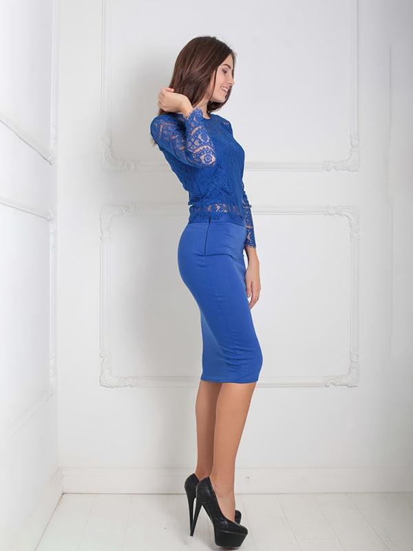 Комплект: блуза и юбка   5035855
