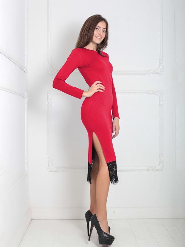 Платье красное | 5035871