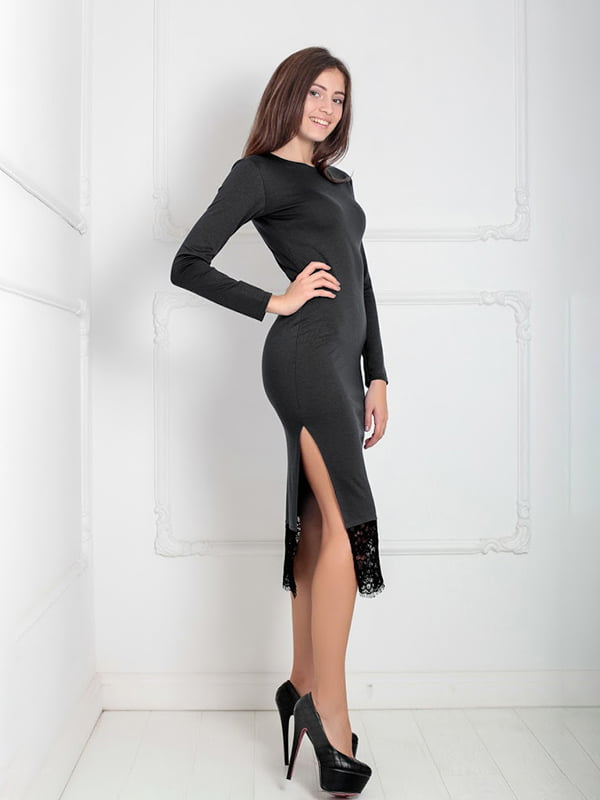 Платье черное | 5035873