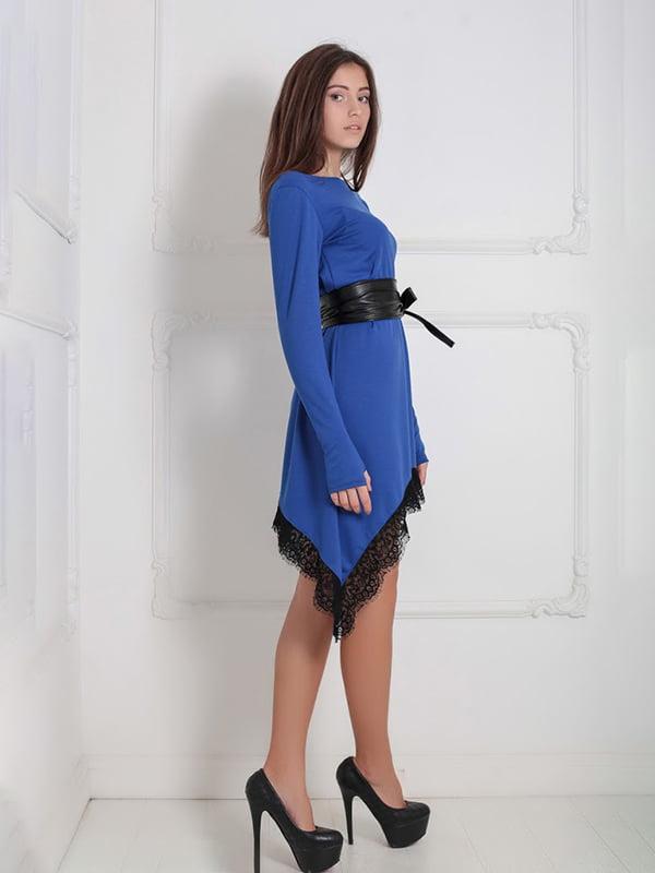 Платье синее | 5035885