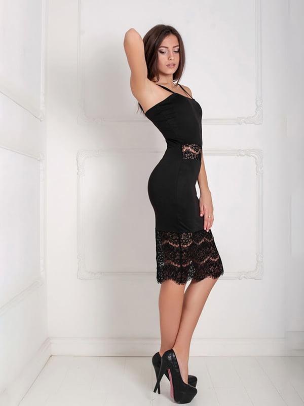 Платье черное | 5035900