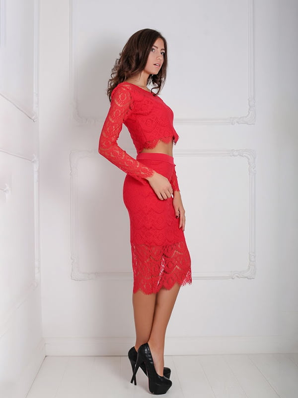 Комплект: топ и юбка | 5035915