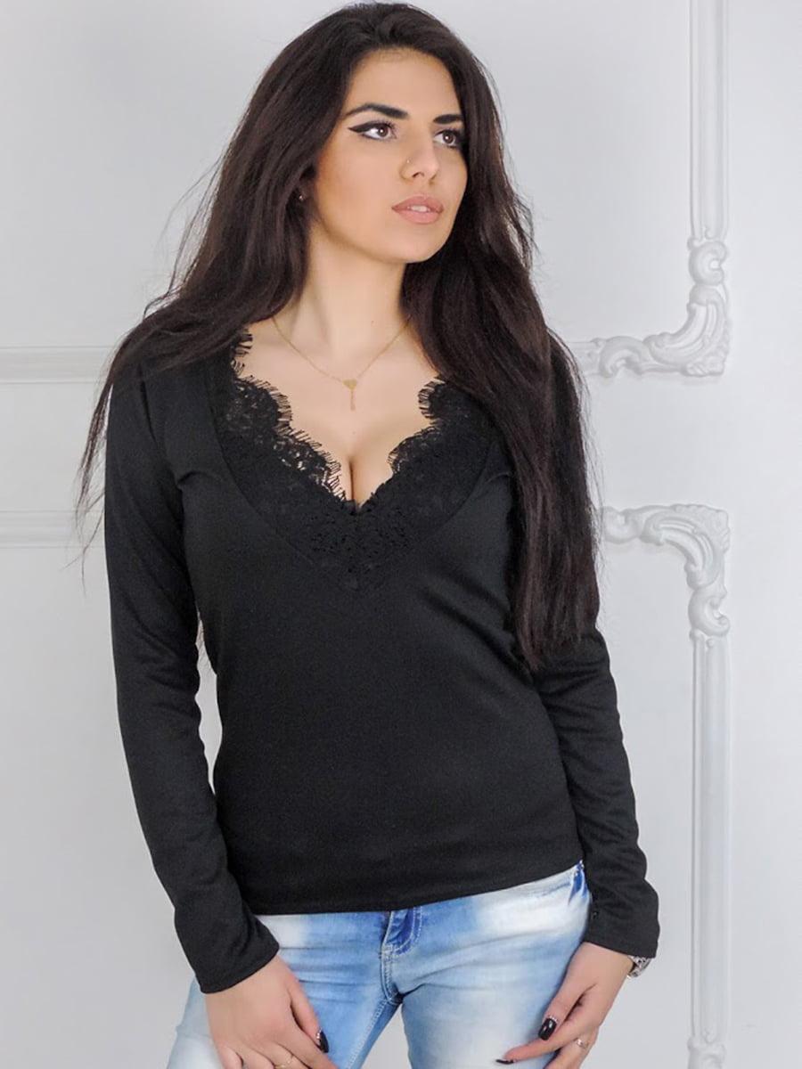 Блуза черная | 5035923