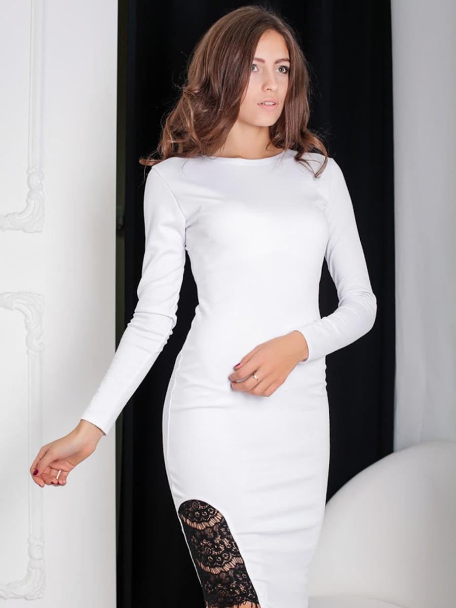 Платье  белое | 5035930 | фото 2