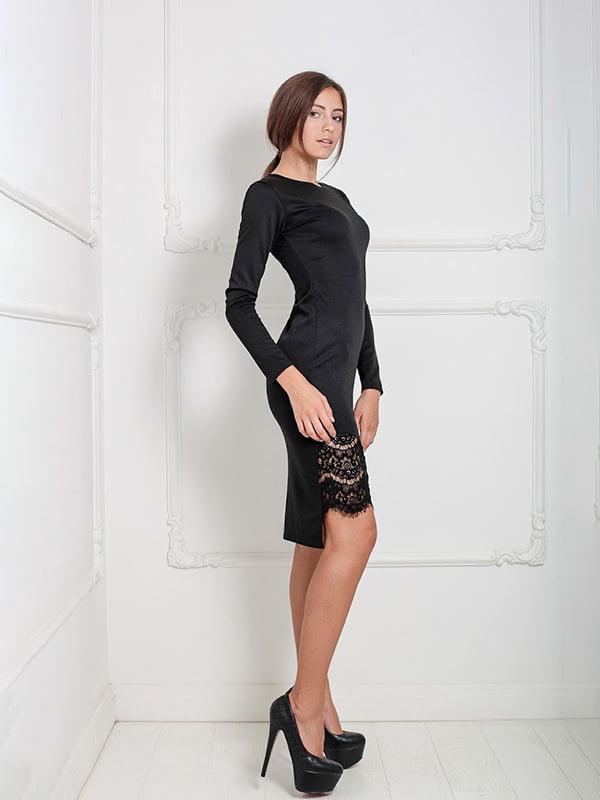 Платье черное | 5035931