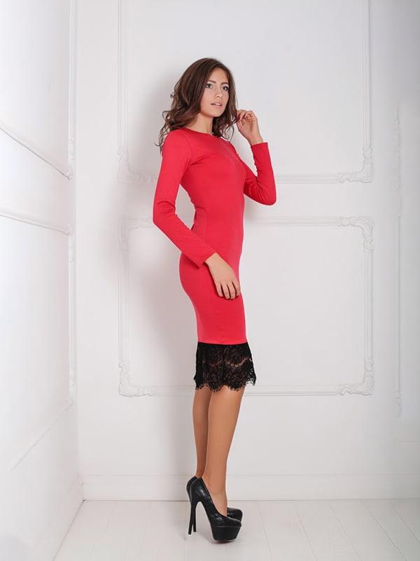 Платье красное | 5035934