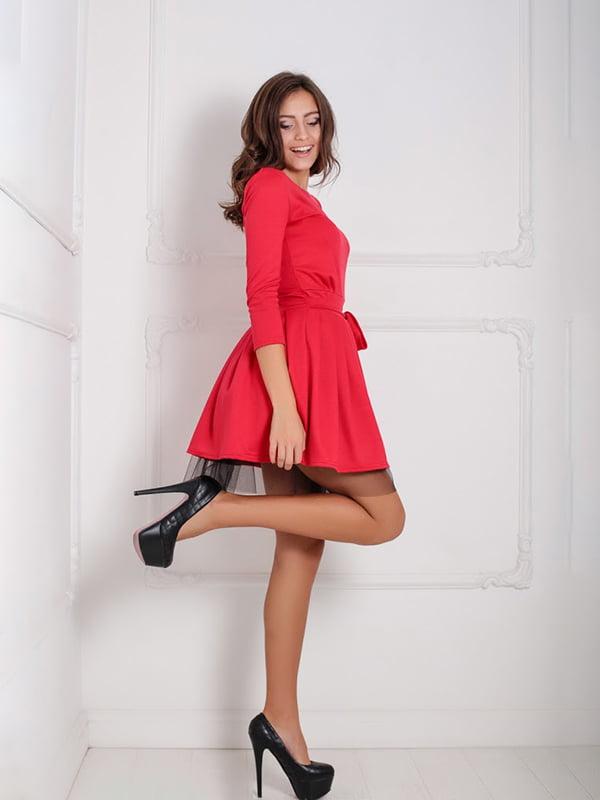 Платье красное | 5035957