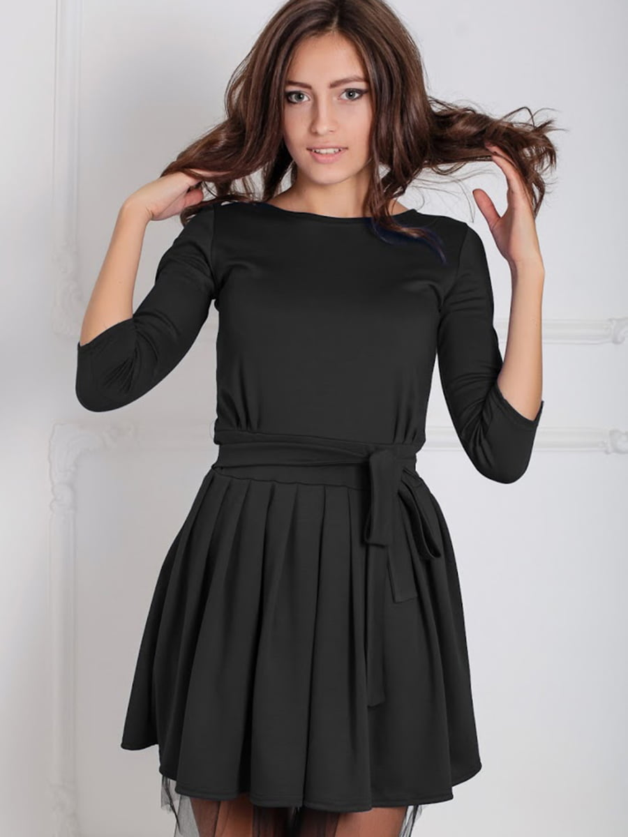 Платье черное   5035959