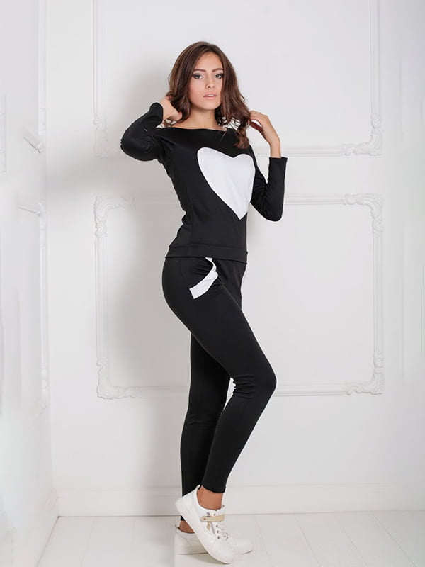 Комплект: свитшот и брюки | 5035969