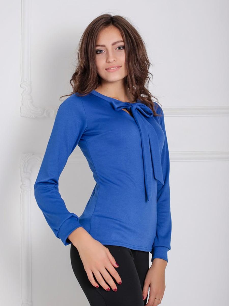 Блуза синяя | 5035970