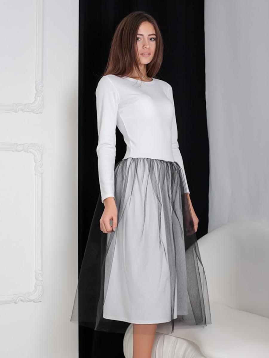 Платье белое   5035983