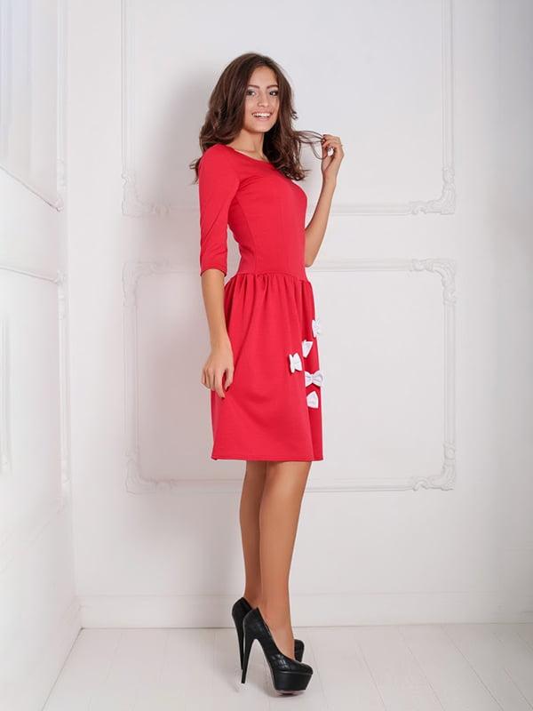 Платье красное | 5035986