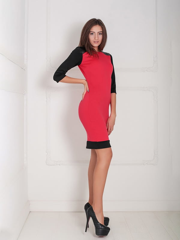 Платье красное | 5035998