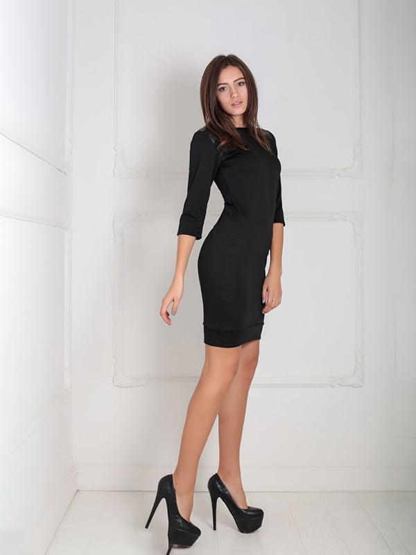 Платье черное | 5036000