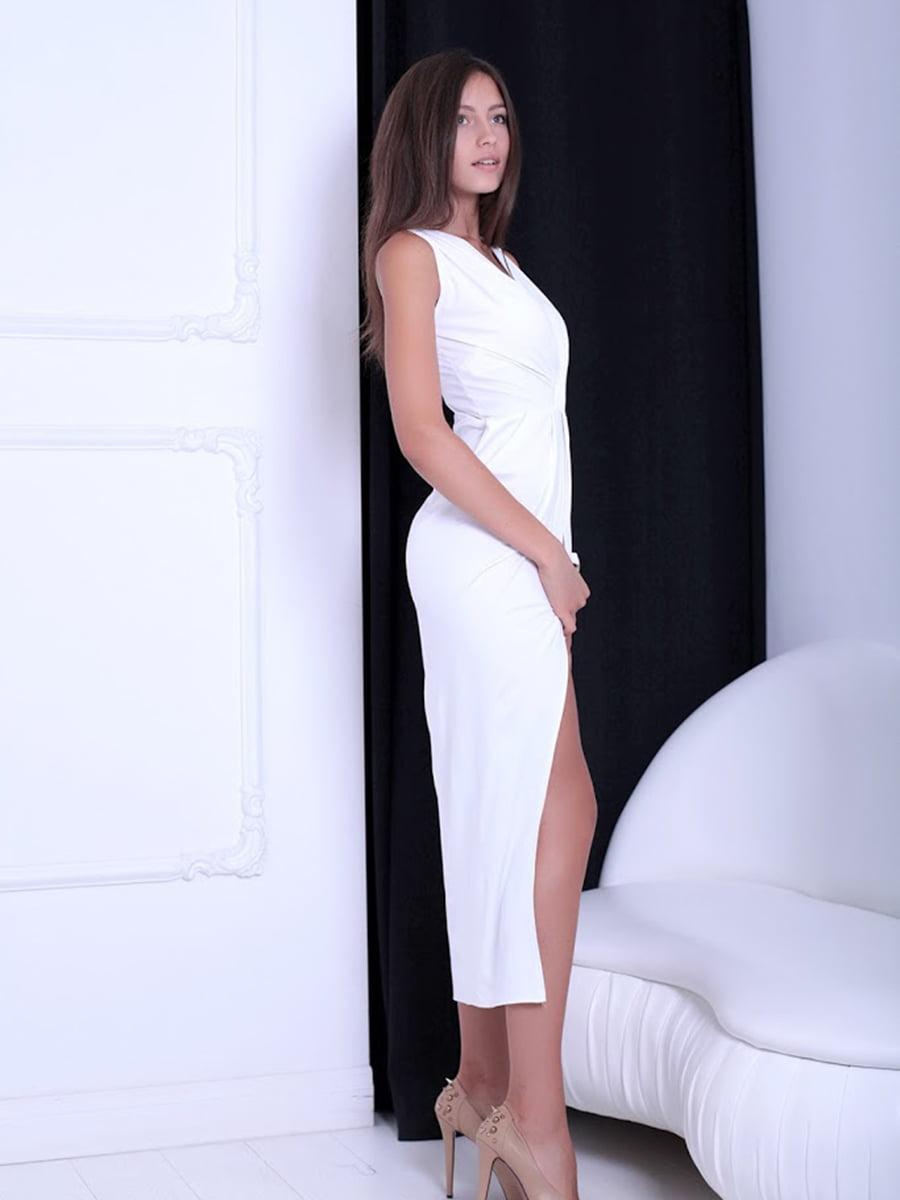 Платье белое | 5036103