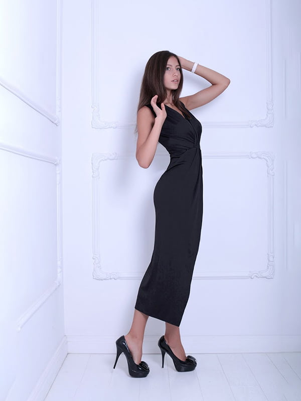 Платье черное   5036104