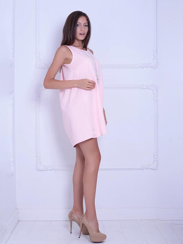 Платье розовое | 5036130