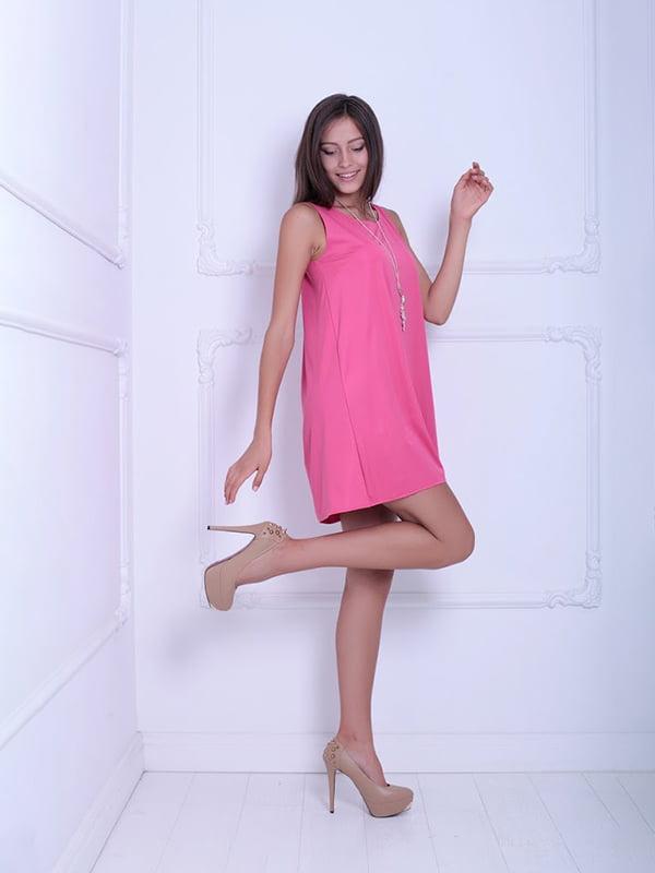 Платье розовое | 5036131