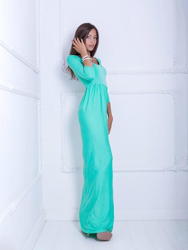 Платье мятного цвета | 5036148