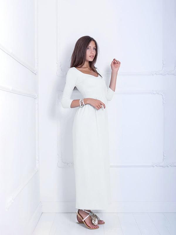 Платье белое   5036151