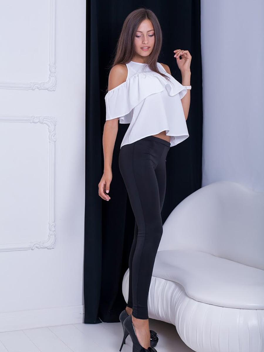 Блуза белая   5036157
