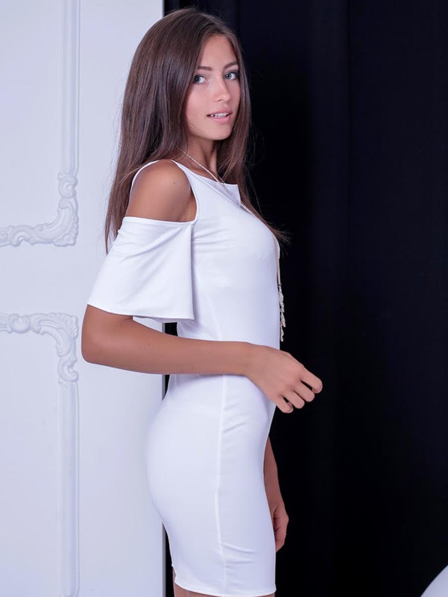 Платье белое | 5036203