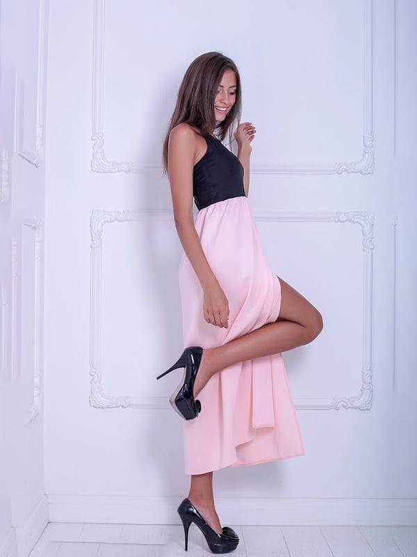Платье двухцветное | 5036224