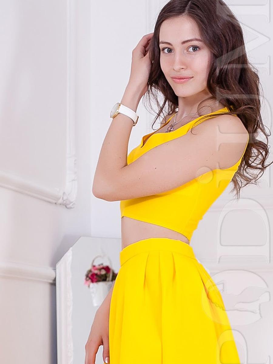 Топ желтый | 5036231